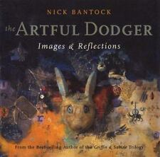 THE ARTFUL DODGER: Images and Reflections by Nick Bantock HARDCOVER NEW 1ST E 1S