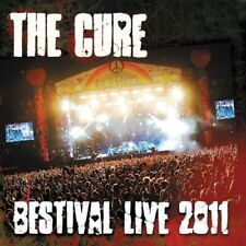 CURE,THE-BESTIVAL LIVE 2011 (US IMPORT) CD NEW
