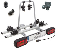 Bike Rack Cycle Carrier Towbar Mounted Tilting option for 2 bikes AMOS GIRO 2