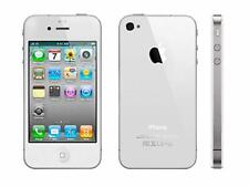 AT&T Cricket H2O Tracfone Ultra Net10 Apple iPhone 4S 64GB White A1387 Excellent