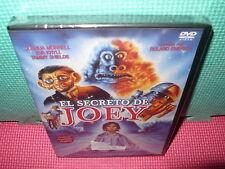 EL SECRETO DE JOEY - ROLAND EMERICH -  NUEVA -  dvd