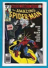 AMAZING SPIDER-MAN #194_JULY 1979_FINE+_1st APPEARANCE BLACK CAT_BRONZE AGE!