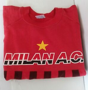 "LE FELPE DEI GRANDI CLUB ""MILAN"""
