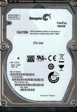 Seagate ST1500LM003 P/N: 9YH148-901 F/W: CC94 1.5TB TK Z11