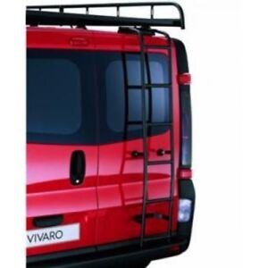 ORIGINAL Vauxhall VIVARO / Renault TRAFIC REAR DOOR ROOF LADDER - NEW 9162734