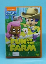 Bubble Guppies - Fun on the Farm (DVD, 2016) ❤️ Region 4