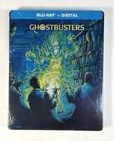 Ghostbusters (1984) Best Buy Steelbook (Blu-ray) Factory Sealed NEW