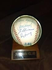 300 game winners 12 total on MLB Baseball Seaver, Sutton,, PSA/DNA Full Letter