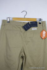 30L Flat Front High Men's Trousers