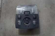00-02 Audi B5 A4 S4 OEM Dome Light With Switch 8D0947111T Onyx Black