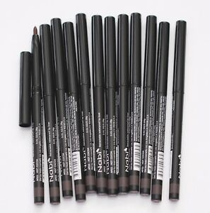 12 PCS NABI AP22 HOT COCOA Retractable Waterproof Lip liners Pencils
