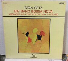 Stan Getz Big Band Bossa Nova Record V6-8494