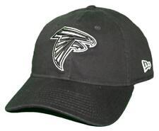 "Atlanta Falcons New Era NFL 9Twenty ""Core Classic Twill"" Adjustable Black Hat"