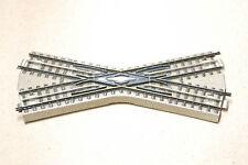 1/87ème HO MÄRKLIN - CROISEMENT FIXE EN METAL EPOQUE 1950 - EN BON ETAT