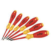 WIHA TOOLS 32590 Insulated Screwdriver Set,Torx(R),6 pcs