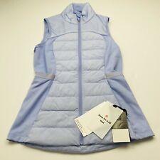 Lululemon Down For It All Vest LAVD Lavender Size 12 New