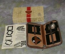 Rolleicord Vb  24 Exposure Kit in leather case/Box - with Original instructions