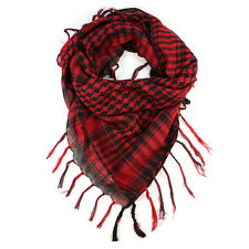 Latest Women Men Unisex Arab Shemagh Keffiyeh Palestine Scarf Shawl Wrap Scarves