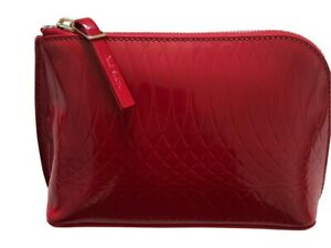 Paul Smith PS Ladies No 9 RED Cosmetics Bag RRP £260