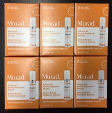 Murad Environmental Shield Advanced Active Radiance Serum 0.17oz  6 pack