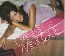 DANNII MINOGUE Vs FLOWER POWER You wont forget about me 2 TRACK NEW - NOT SEALED