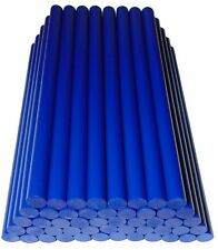 Dent Removal Hot Glue 50 Sticks 1kg Blue 200x11, 3mm Soft & Tough All Weather