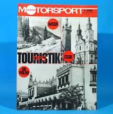 Illustrierter Motorsport IMS 1/1980 Sachsenring Zwickau Neptun Rostock CSSR B