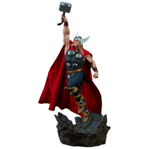 MARVEL - Avengers Assemble - Thor 1/5 Polystone Statue Sideshow
