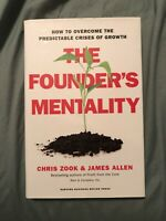 Founder's Mentality : How to Overcome the Predictable Crises of Growth by James