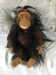 North American Bear Co Vintage Monkey Ape Collectible 1989