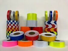 Reflective Tape High Visibility Reflective High Viz High Vis Tape - *UK SELLER*