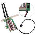 Dual-Band Bluetooth 4.0 300Mbps PCI-e PCI Express Card Network Wlan WiFi Adapter