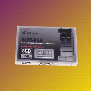 Imation SLR 5, 4/8 GB, Data Cartridge, Datenkassette, NEU & OVP