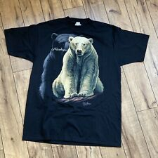 Vintage Alaska Grizzly Bear Full Pr