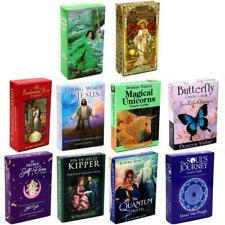English Tarot Card Deck Family Holiday Party Oracle Game Playing Card Board Game
