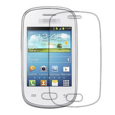 3x CLEAR LCD Screen Protector Shield for Samsung Galaxy Star Duos s5282 GBM