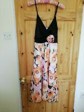Ladies summer dress size 14 pre owned