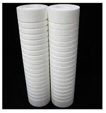 Whole House 5 Micron 10 x 2.5 Inch Whole House Sediment Water Filter 20 per case