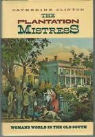 Women in the Old South Plantation Mistress and Motherhood Lot of Two Books