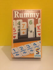 Vintage Game 'Rummy' Schmidt International Opened But Never Used Great Condition