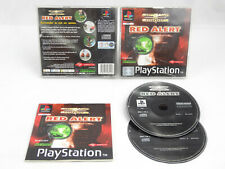 Red Alert Command & Conquer PlayStation 1 PS1 Complete PAL