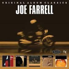 Joe Farrell - Original Album Classics [New CD] Holland - Import