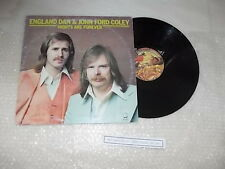 LP pop ENGLAND Dan + John Ford Coley-nights are Forever (11 chansons) Big tree