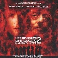 LES RIVIERES POURPRES(BOF) - COULAIS BURNO (CD)