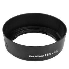HB-45 Lens Hood for Nikon 18-55mm f/3.5-5.6G VR AF-S DX Lens DSLR Camera