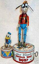 Walt Disney's DONALD DUCK DUET © 1947 Marx Toys
