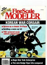FINE SCALE MODELER MAGAZINE - December 1992