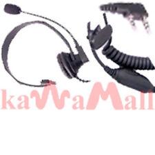 Headset 1-speaker Mic for Kenwood TK350 radio KEBD KSPK