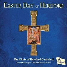 EASTER DAY AT HEREFORD NEW CD
