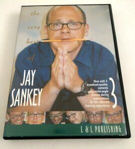 THE VERY BEST OF JAY SANKEY Vol 3 - Professional Magic Trick DVD
